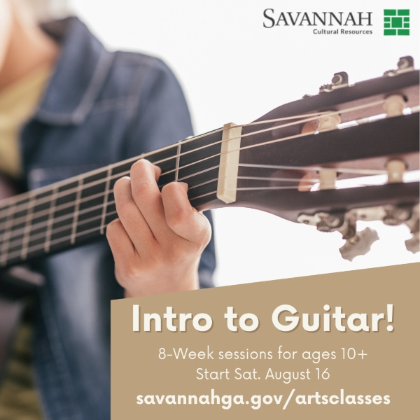 music instrument lessons Savannah Chatham County guitar kids children youth students