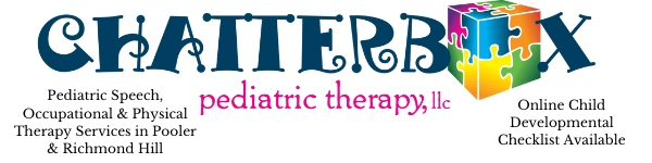 chatterbox pediatric therapy occupational physical speech