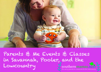 Parent & Me Classes, Events Savannah toddlers preschoolers babies kids
