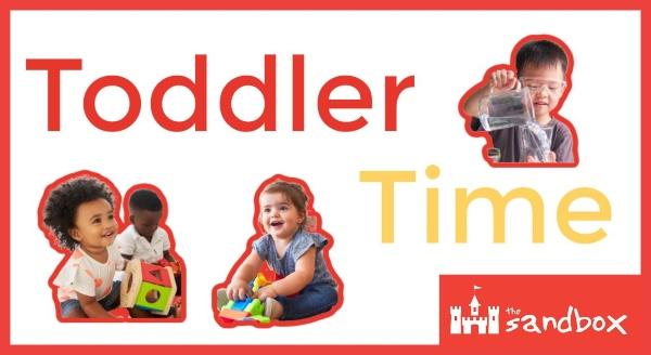 Toddler Time Sandbox Children's Museum