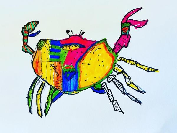 art classes savannah scribble