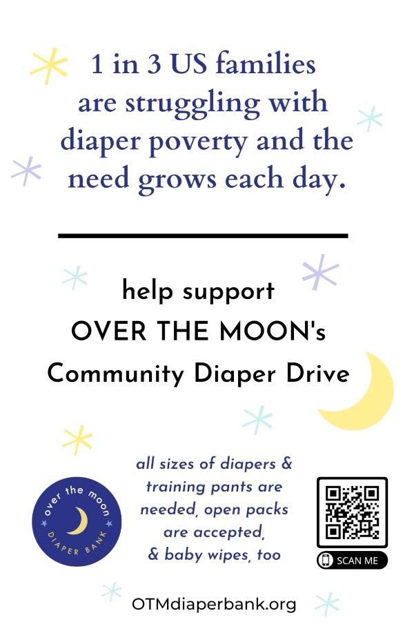 Over Moon Diaper Bank Savannah Drive Community Chatham County