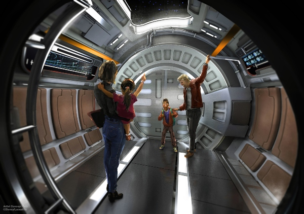 Star Wars Disney travel deals Two Sisters