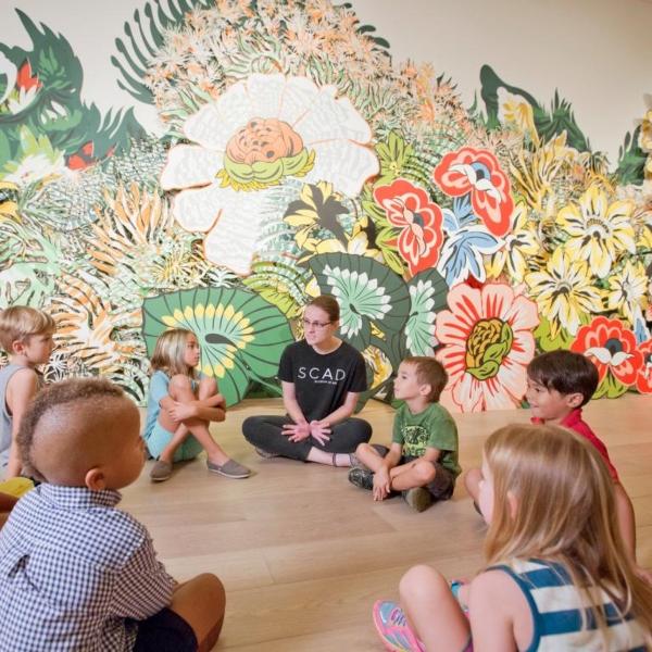 SCAD Museum of Art Storytime Savannah
