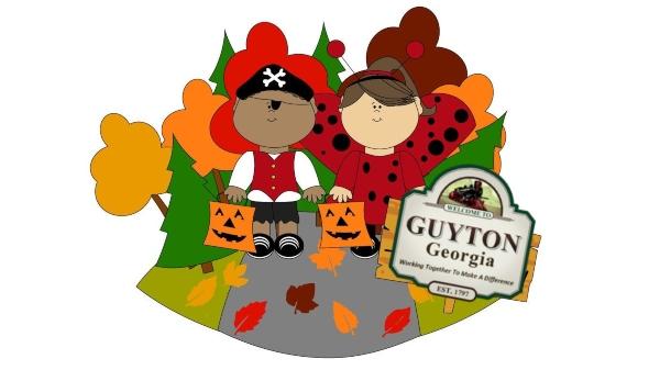 Guyton Trail Trick Treat 2021
