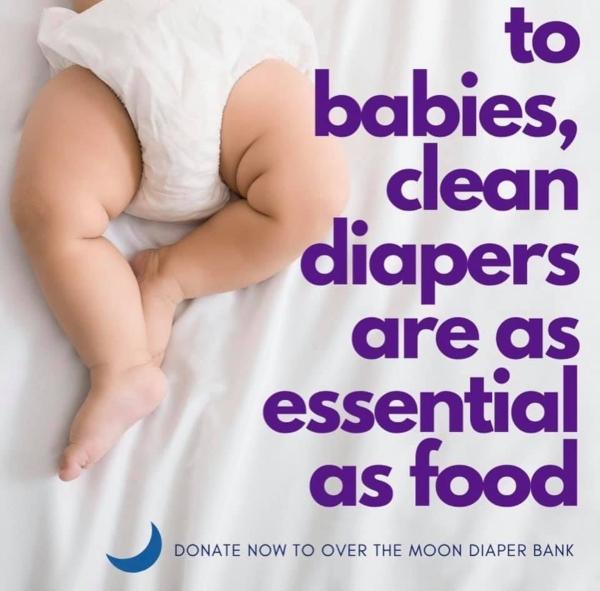 diaper donation Savannah Richmond Hill Rincon