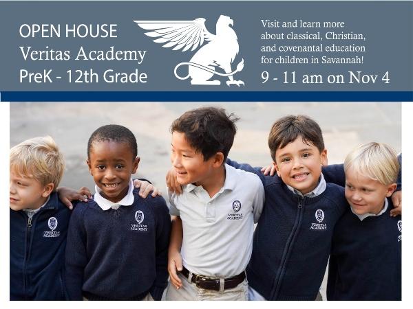Veritas Academy Savannah preK schools Chatham County