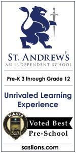 St. Andrew's School Savannah PreK