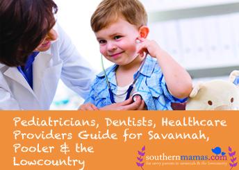 Pediatricians, dentists in Savannah Pooler